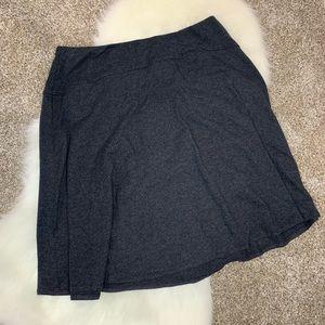 Prana Skirt Grey Size Large